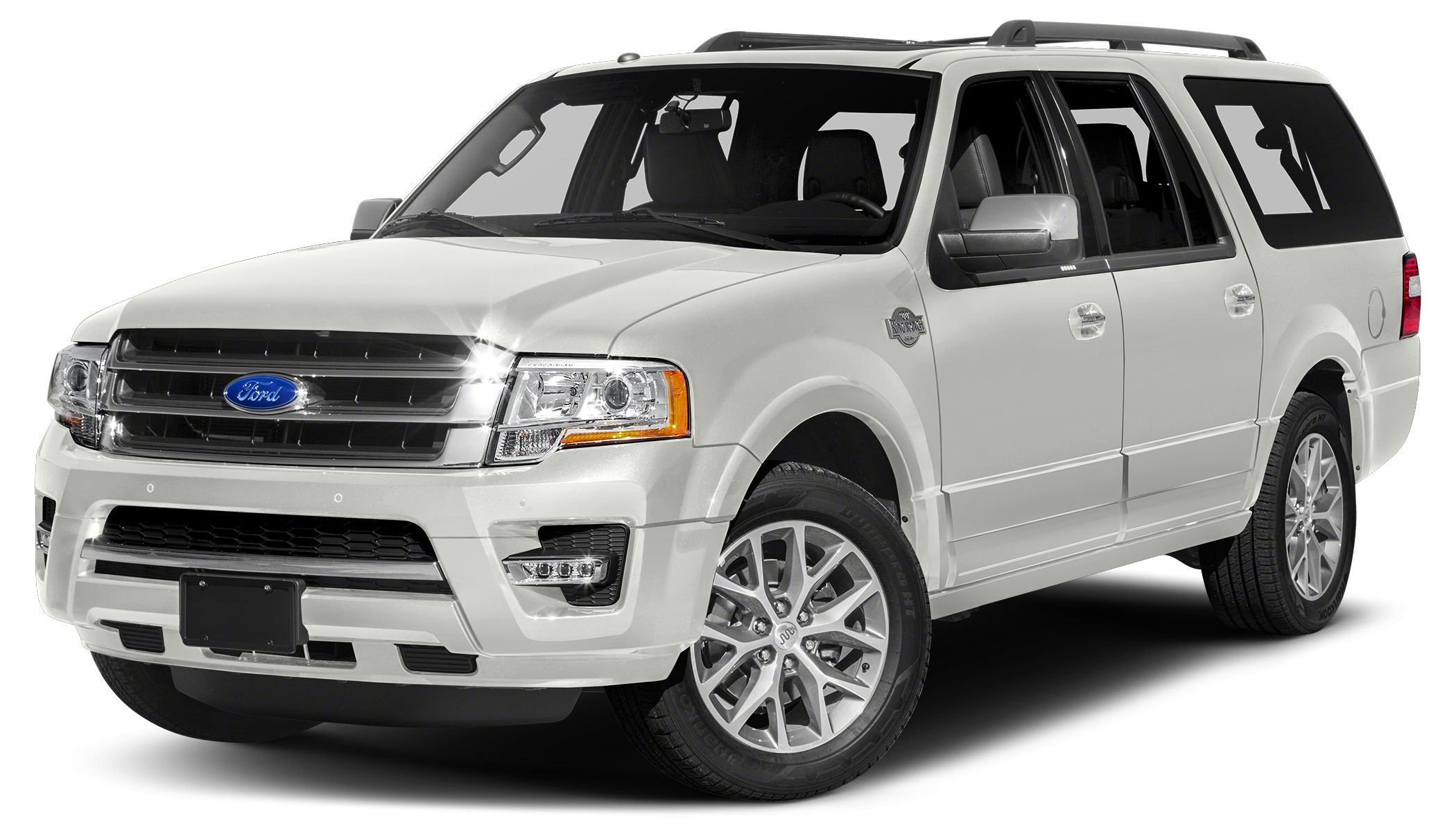 2017 Ford Expedition EL King Ranch Price includes 750 - Ford Credit Retail Bonus Customer Cash