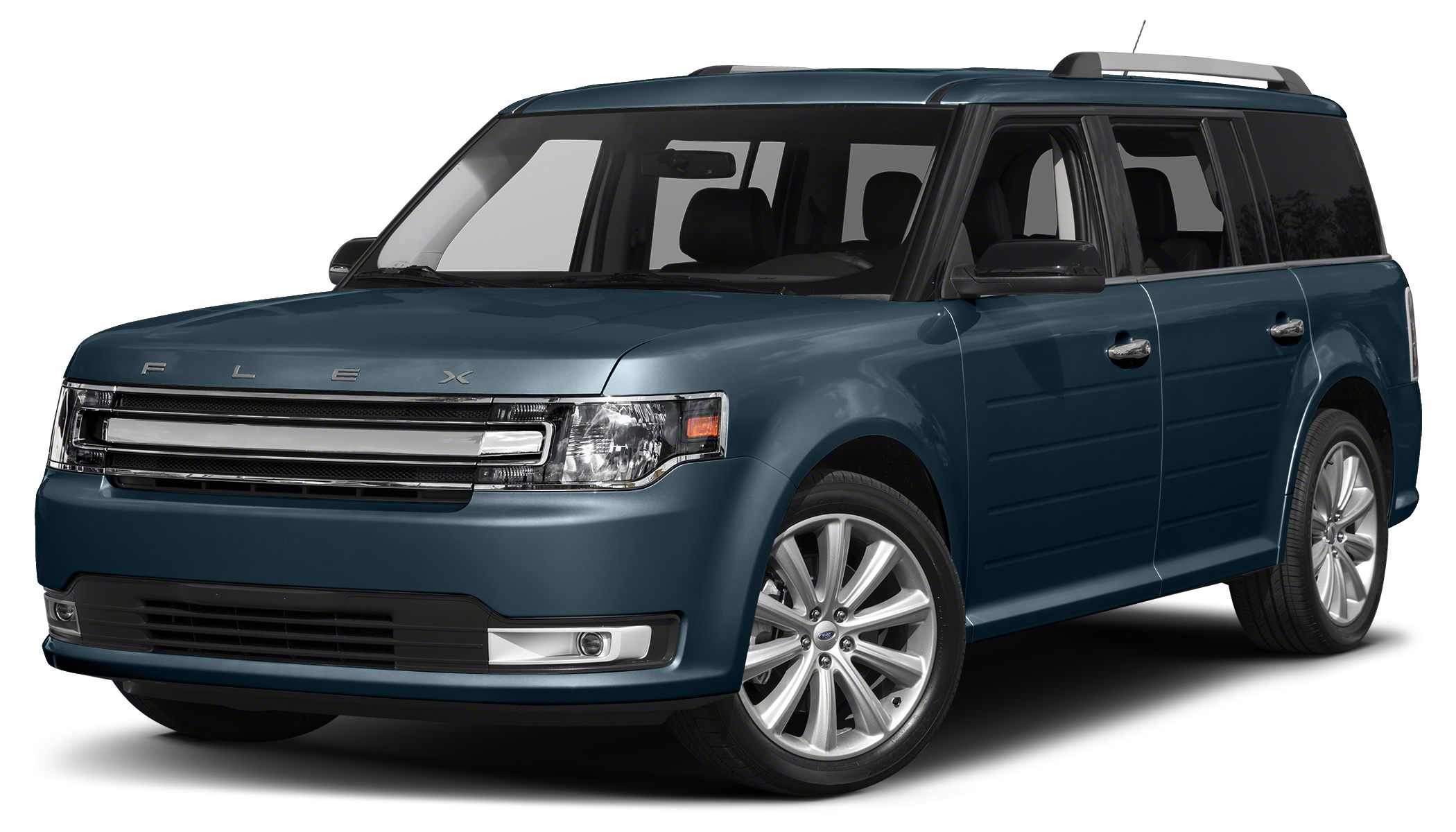 2018 Ford Flex SEL Style is a dominant theme for the 2018 Ford Flex inside and out Flex features