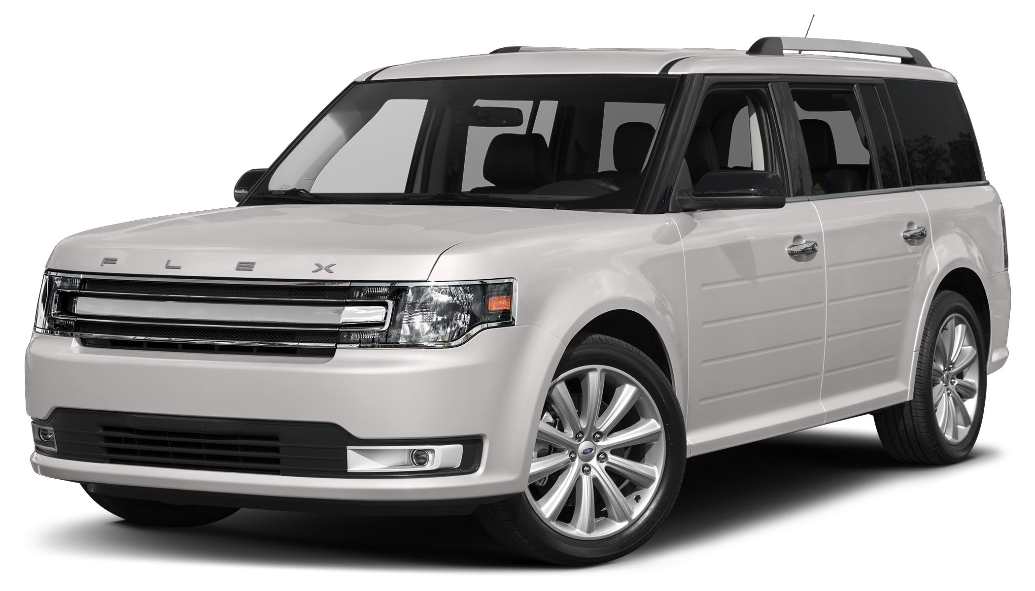 2018 Ford Flex Limited Miles 0Color White Platinum Metallic Tri-Coat Stock FJ0015 VIN 2FMGK5