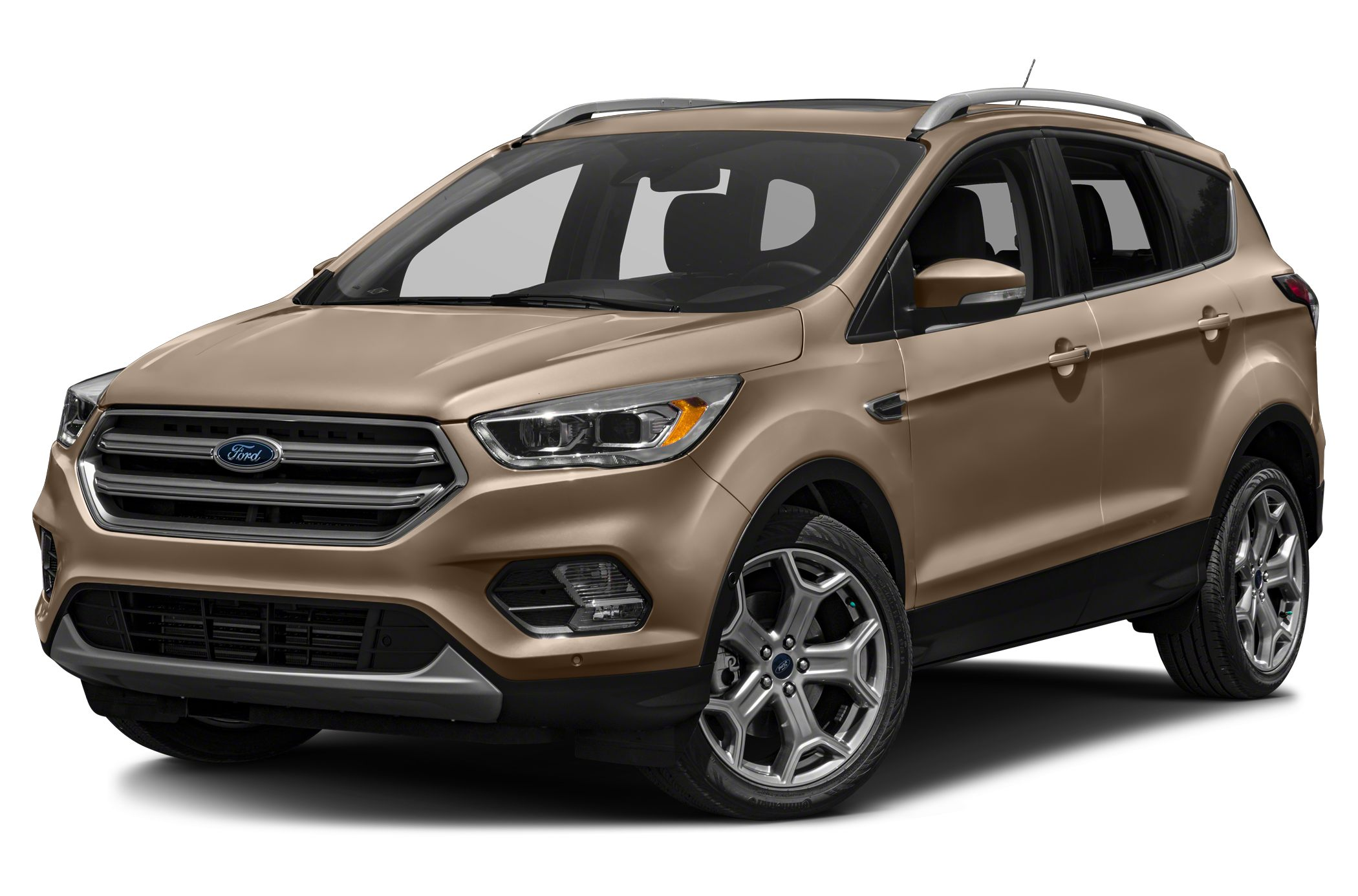 2017 Ford Escape Titanium Looking for a new car at an affordable price This Ford wont be on the