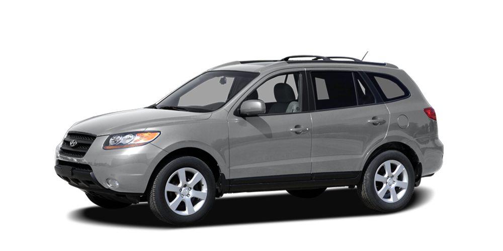 2007 Hyundai Santa Fe  Miles 96132Color Gray Stock 17231 VIN 5NMSH13E07H035243