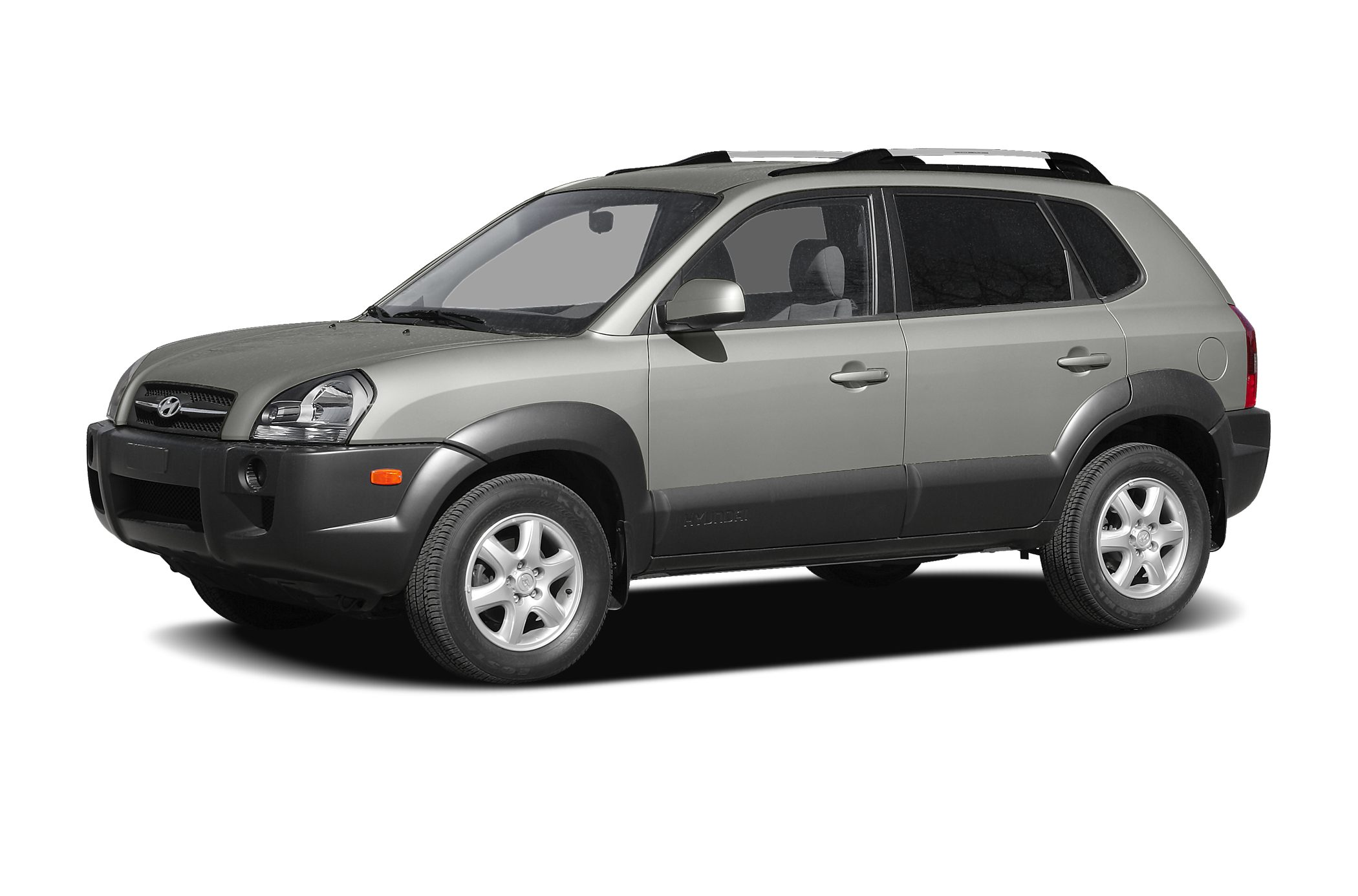 2007 Hyundai Tucson SE FREE FIRST YEAR MAINTENANCE and NO ACCIDENT HISTORY ON CARFAX 27L V