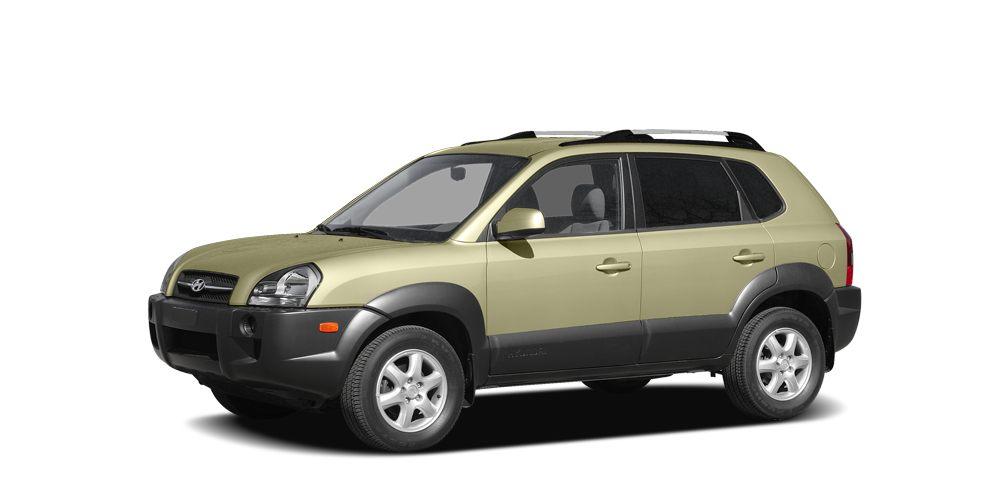 2007 Hyundai Tucson Sport Miles 41316Color Beige Stock L15620A VIN KM8JN12D27U669123