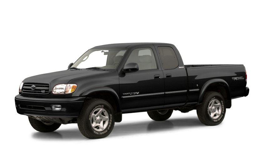2001 Toyota Tundra SR5 Miles 105288Color Black Stock T41462B VIN 5TBBN44101S220234