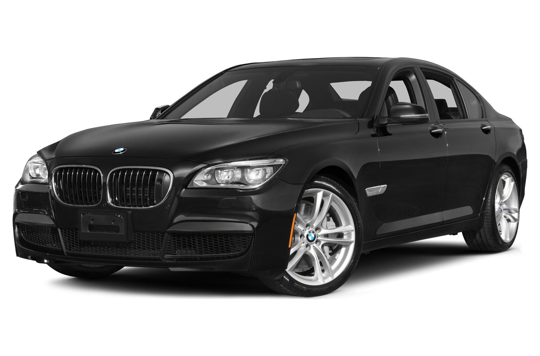 2013 BMW 7 Series 750i xDrive Miles 54930Color Silver Stock 18189R VIN WBAYB6C58DD223972