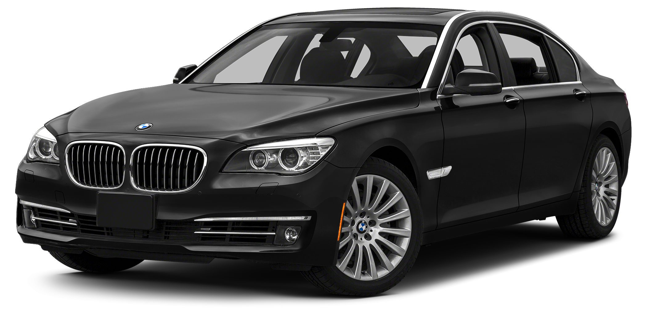 2013 BMW 7 Series 740i HAGGLE FREE PRICE SPORT PACKAGE VERY CLEAN WELL MAINTAINED AUTO LEVELIN