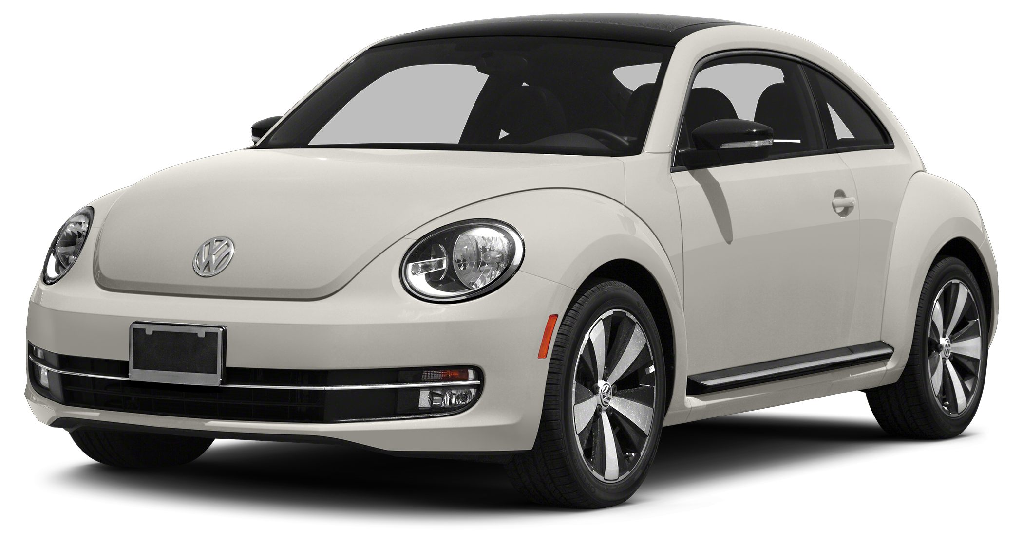 2012 Volkswagen Beetle  Miles 80731Color White Stock 1376 VIN 3VWVA7AT5CM604906