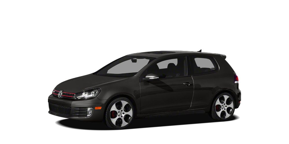 2012 Volkswagen GTI 2-Door  WHEN IT COMES TO EXCELLENCE IN USED CAR SALES YOU KNOW YOURE AT ST