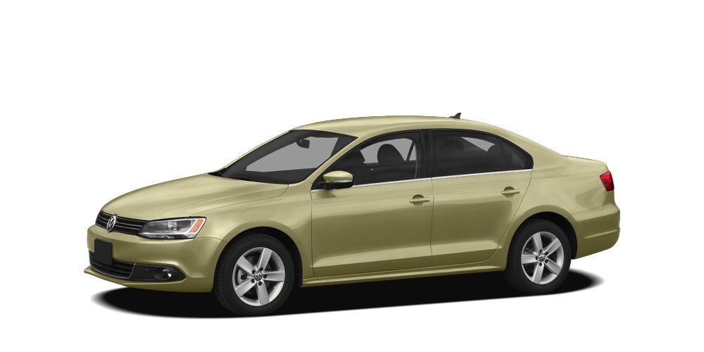 2012 Volkswagen Jetta 25 SE Excellent Condition ONLY 46298 Miles FUEL EFFICIENT 32 MPG Hwy24