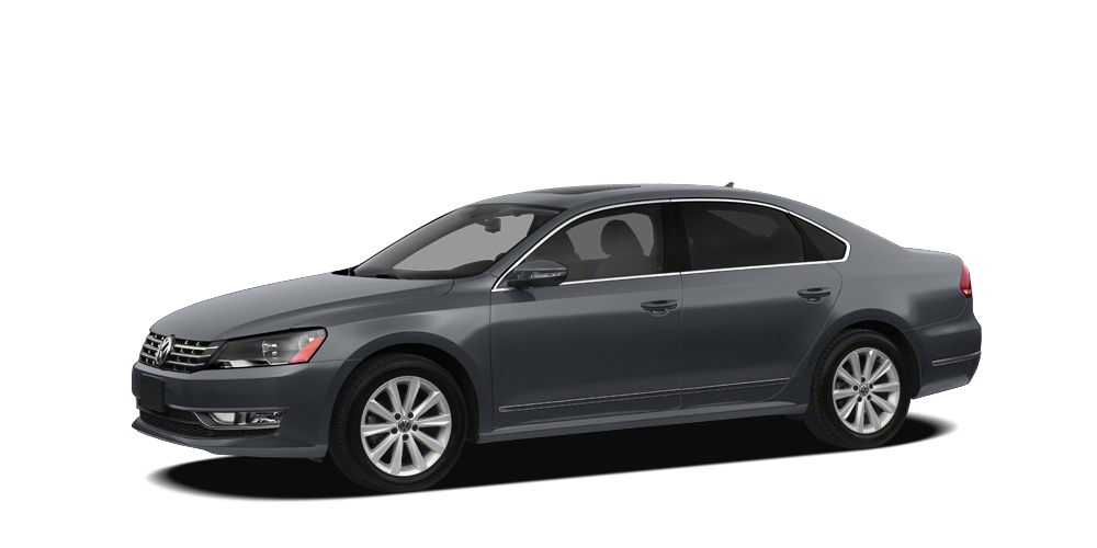 2012 Volkswagen Passat 25 SE  WHEN IT COMES TO EXCELLENCE IN USED CAR SALESYOU KNOW YOURE A