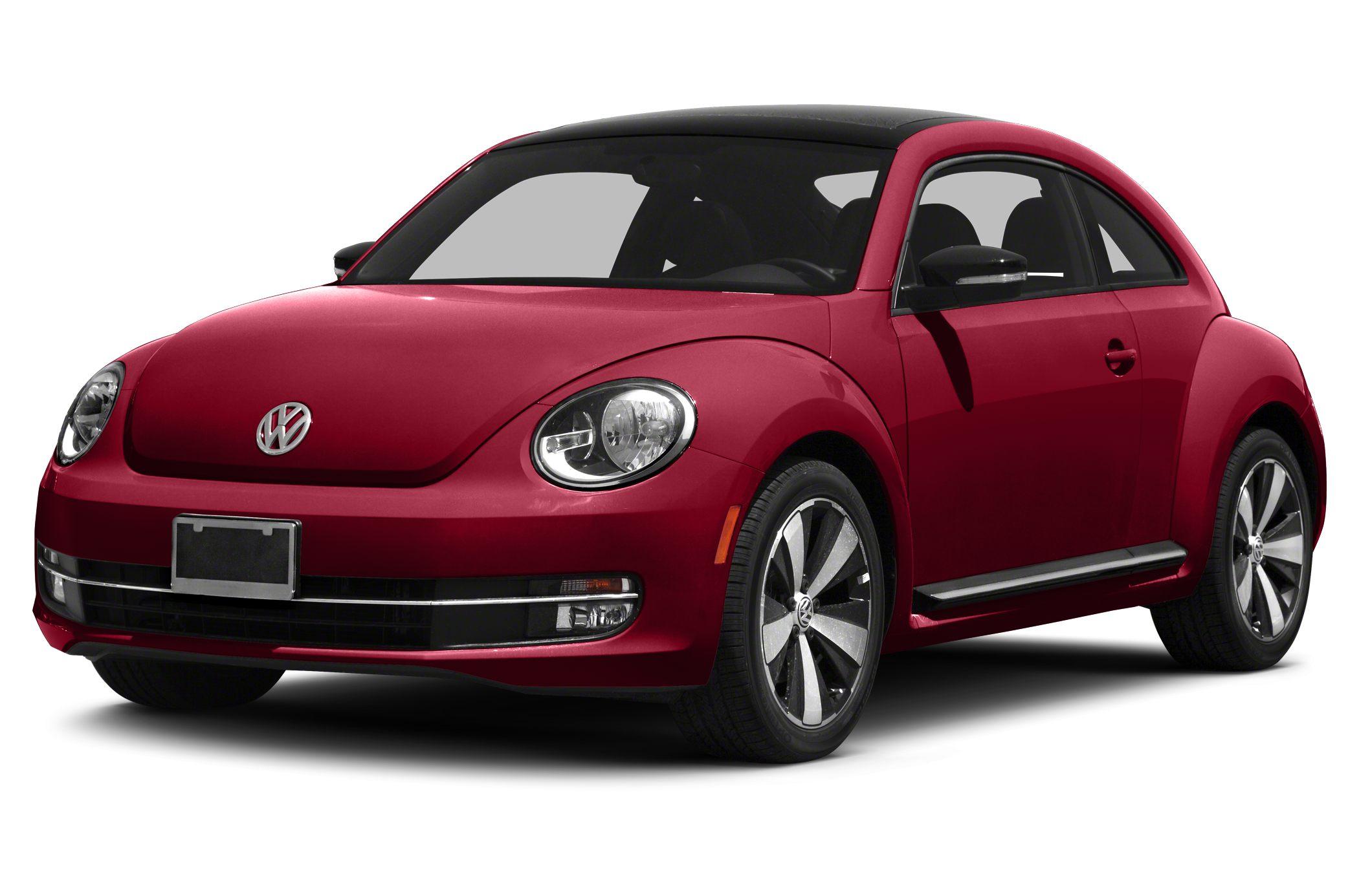 2012 Volkswagen Beetle 20T Beetle 20 TSi Launch Edition 2D Hatchback 20L 200 hp 6-Speed Auto