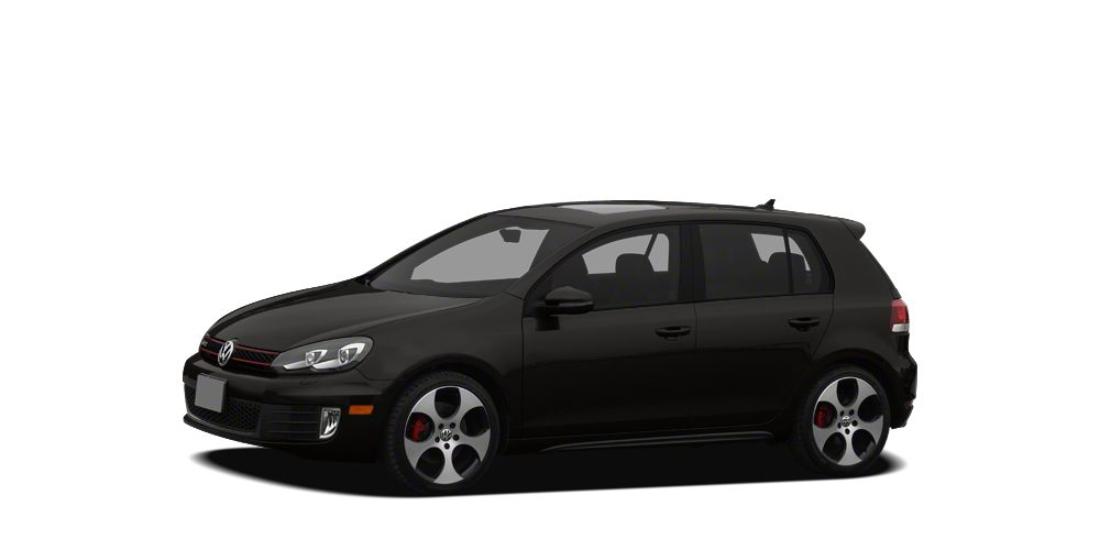 2012 Volkswagen GTI 4-Door Miles 84796Color Deep Black Pearl Metallic Stock 7160363A VIN WVW