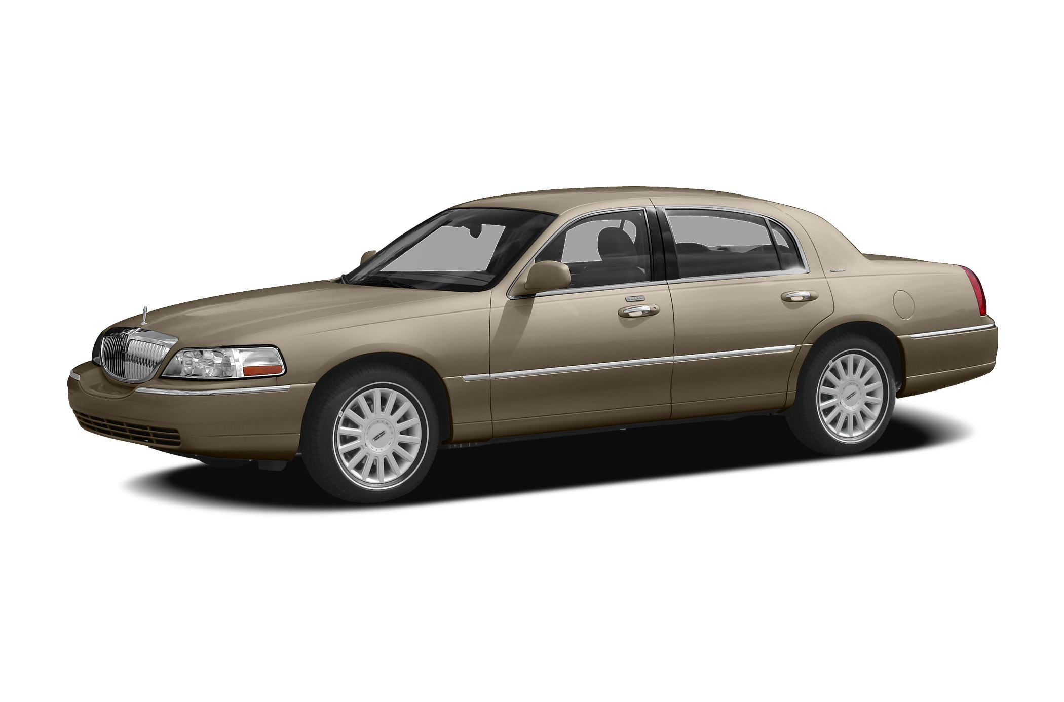 2007 Lincoln Town Car Signature Limited Miles 0Color Silver Birch Metallic Stock 9815A VIN 1