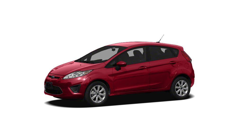 2011 Ford Fiesta SES CARFAX 1-Owner GREAT MILES 29573 EPA 38 MPG Hwy29 MPG City Leather Seats
