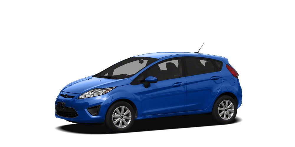 2011 Ford Fiesta SE Step into the 2011 Ford Fiesta Youll appreciate its safety and convenience f