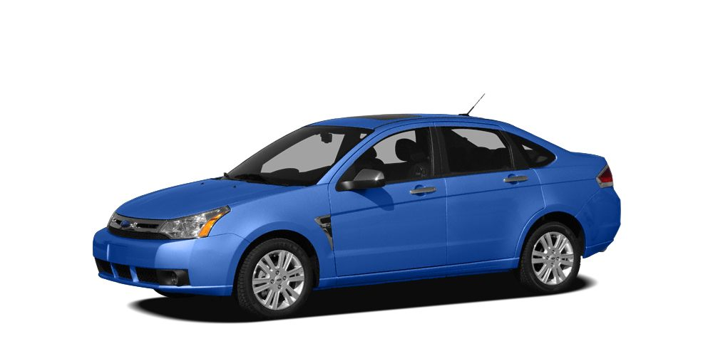 2011 Ford Focus SES Want to feel like youve won the lottery This Sedan will give you just the fe