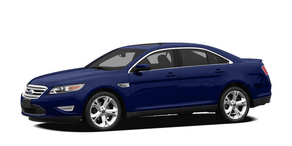 2011 Ford Taurus SHO SHO NAVIGATION MOONROOF MASSAGE SEATS BLIND SPOT DETECTION