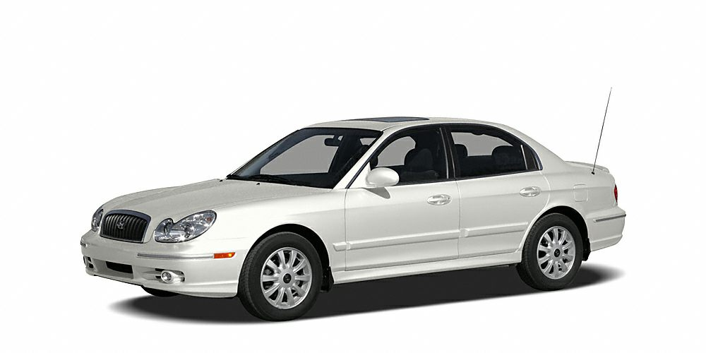 2005 Hyundai Sonata GLS  WHEN IT COMES TO EXCELLENCE IN USED CAR SALESYOU KNOW YOURE AT STAR