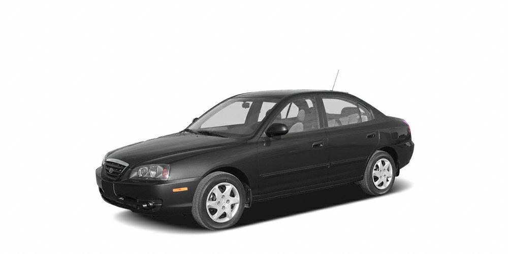 2005 Hyundai Elantra  Miles 170713Color Black Stock H13589A VIN KMHDN46D85U976513