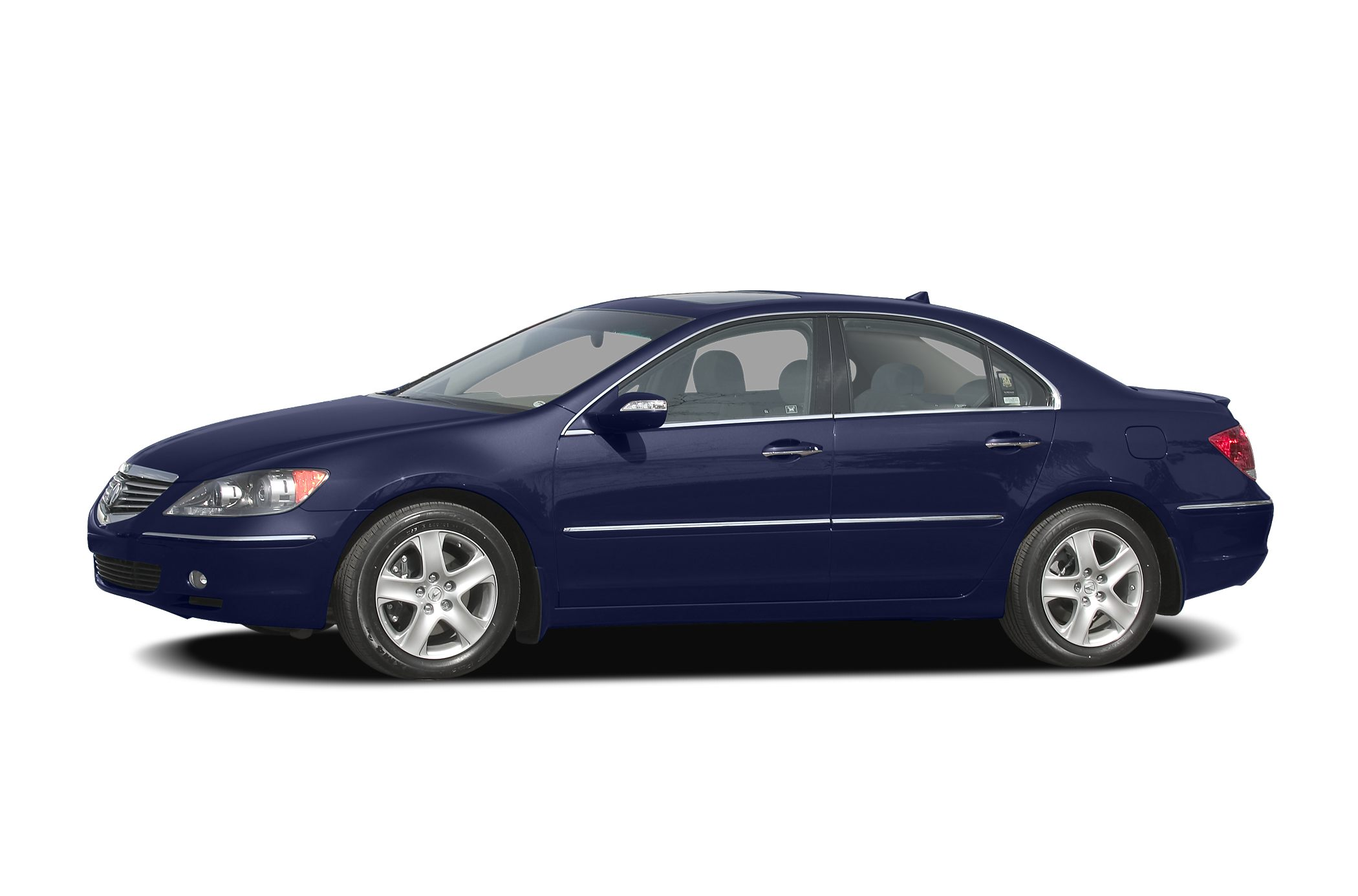 2007 Acura RL 35 OUR PRICESYoure probably wondering why our prices are so much lower than the s