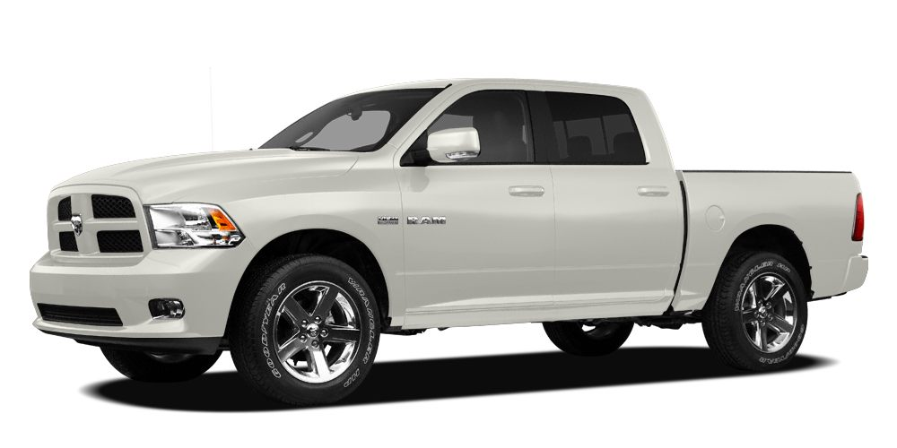 2009 Dodge Ram 1500 SLTSportTRX CREW CAB SLT PACKAGE FLORIDA VEHICLE PASSED 109 POINT SAFE