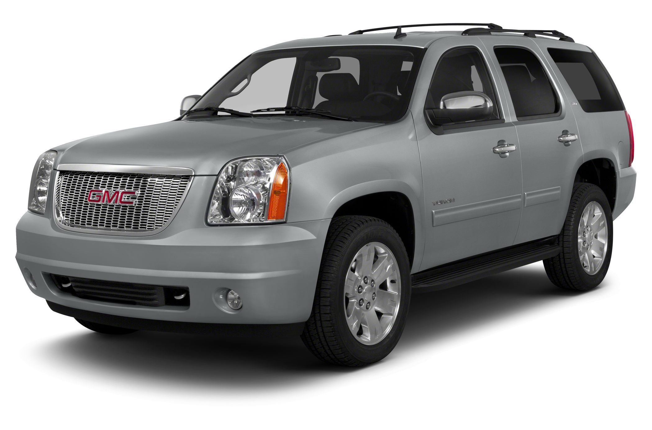 2014 GMC Yukon SLT Miles 64610Color White Stock 20372A VIN 1GKS2CE09ER199974