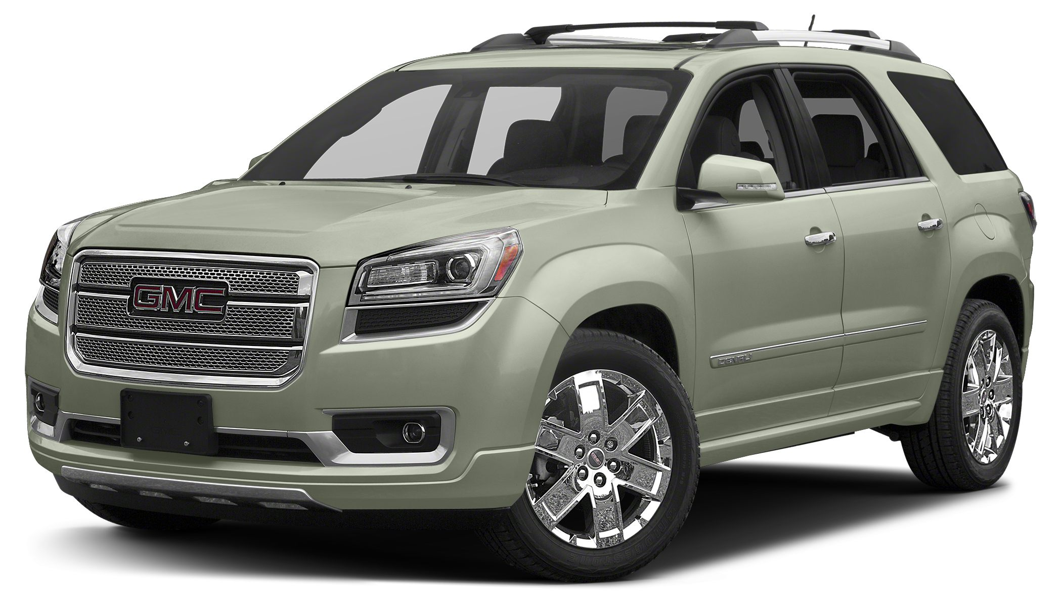 2016 GMC Acadia Denali The GMC Acadia personifies a never say never attitude with its flexible ac