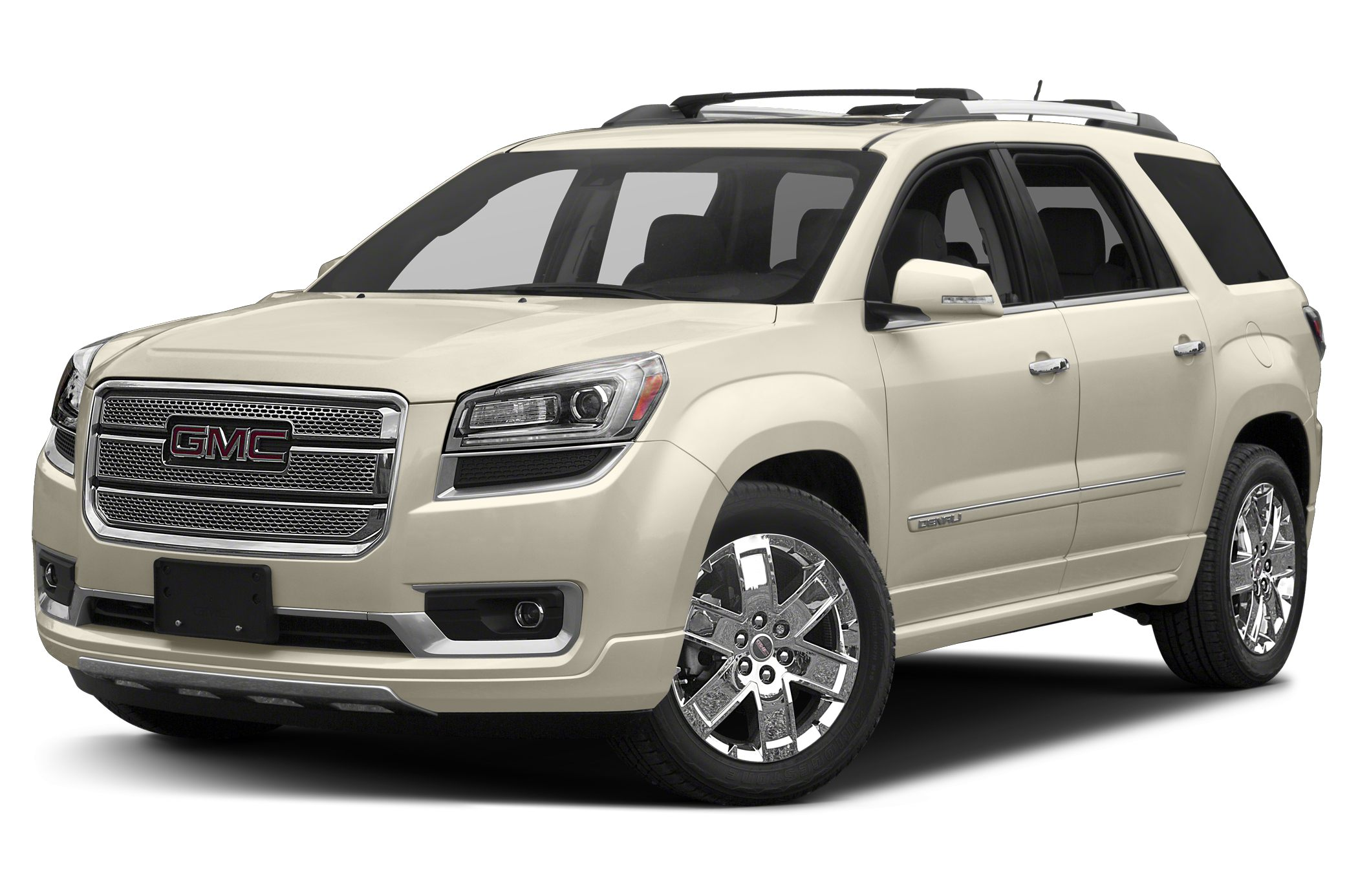 2014 GMC Acadia Denali Armed with a backup sensor rear air conditioning remote starter blind sp
