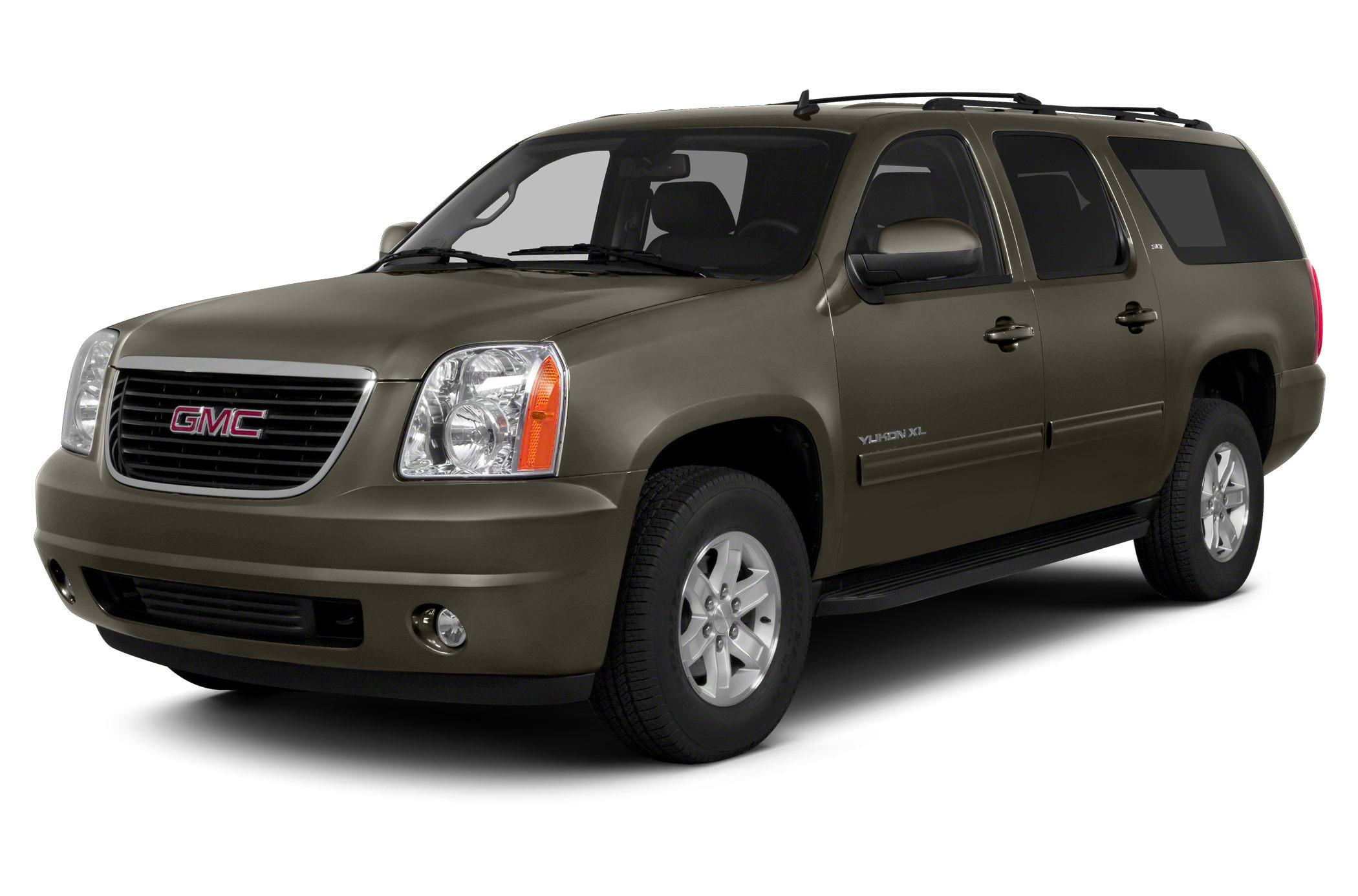 2014 GMC Yukon XL 1500 SLT Miles 87341Color White Stock 18011A VIN 1GKS1KE00ER222670