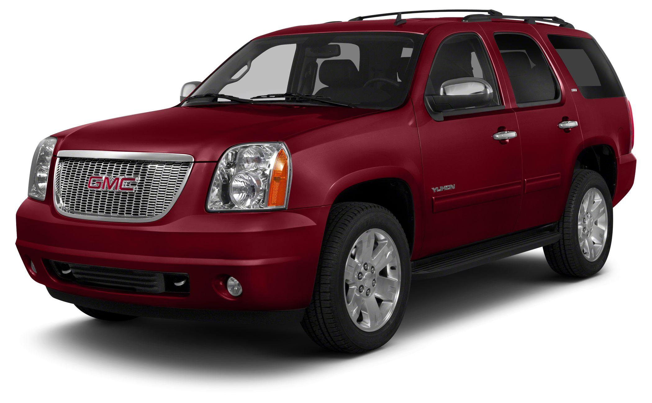2014 GMC Yukon SLT Miles 0Color Crystal Red Tintcoat Stock 4M143 VIN 1GKS1CE04ER181546