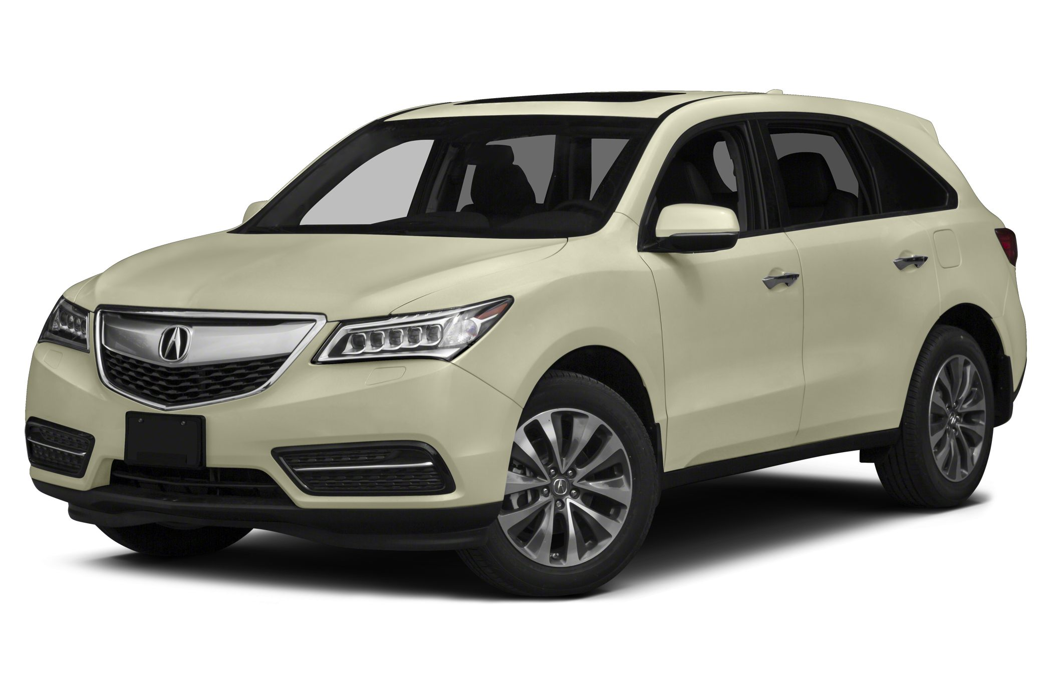 2014 Acura MDX 35 Technology Take a LOOK its a 2014 Acura MDX wTech Local Trade-in with a Gre