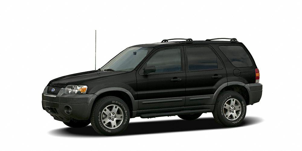 2005 Ford Escape XLT Color Black Stock H13549A VIN 1FMYU03195KA32917
