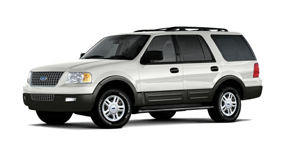 2005 Ford Expedition  Take command of the road in the 2005 Ford Expedition Some vehicles just spe