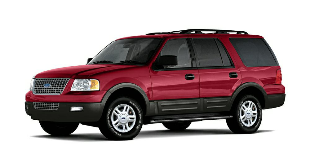 2005 Ford Expedition Eddie Bauer Miles 118520Color Red Stock F15102A VIN 1FMPU17585LA96858