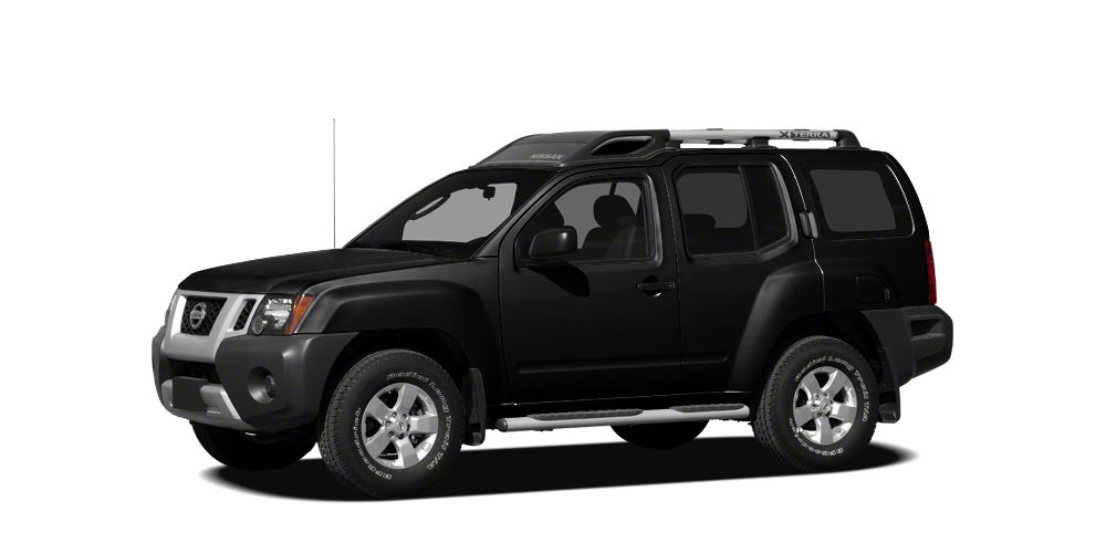 2012 Nissan Xterra S Clean ONE-Owner CARFAX TWO Keys FACTORY Warranty Protection BEAUTIFUL Cond