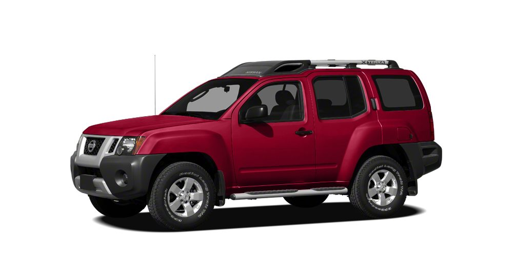 2012 Nissan Xterra S Miles 75622Color Lava Red Stock 18868 VIN 5N1AN0NW7CC504689