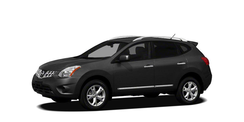 2012 Nissan Rogue  Miles 33103Color Super Black Stock P0923 VIN JN8AS5MV5CW365765