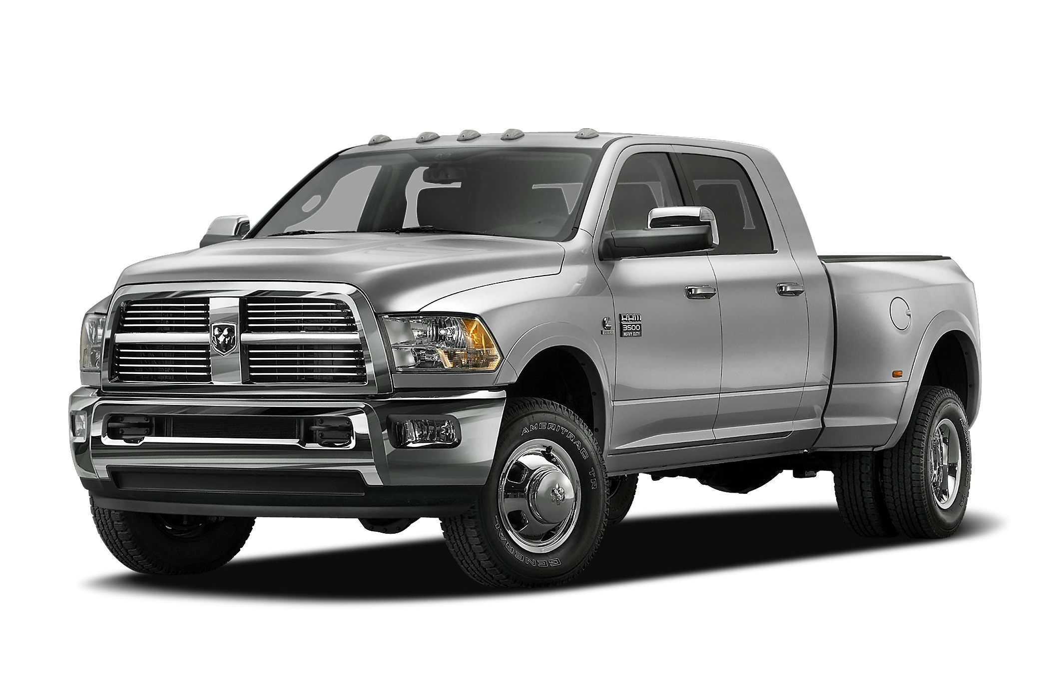 2011 Dodge Ram 3500 SLT 4WD Turbo Crew Cab Just think of all the work you can get done once you
