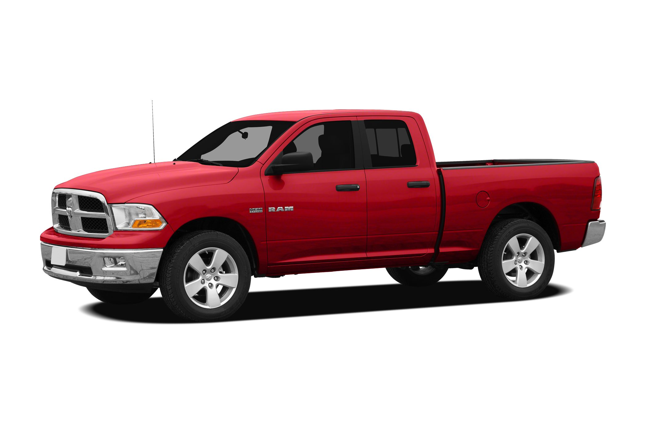 2011 Dodge Ram 1500 SLT WE OFFER FREE LIFETIME INSPECTION Miles 76222Color Red Stock P1464 V