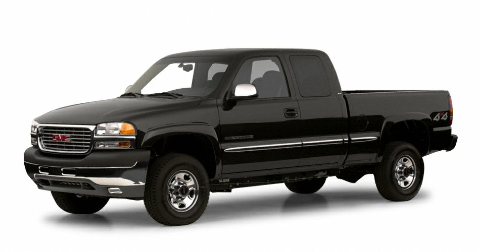 2001 GMC Sierra 2500HD SLE Kenwood stereo power windows and ice cold ac are a few of this many th