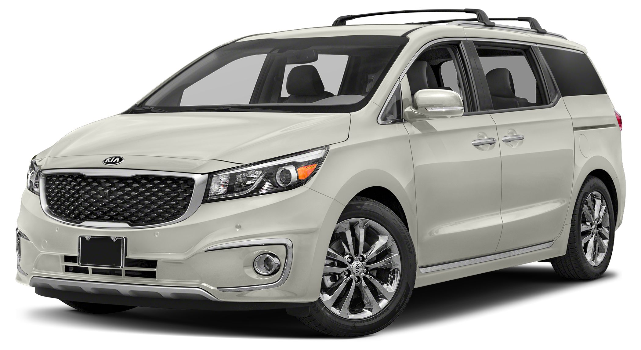 2017 Kia Sedona SX Luxury Color Snow White Pearl Stock K5715 VIN KNDME5C15H6334098