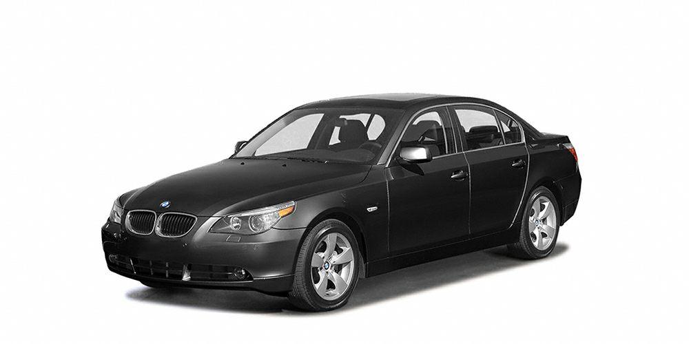 2004 BMW 5 Series 530i Miles 104942Color Jet Black Stock 803739 VIN WBANA73504B803739