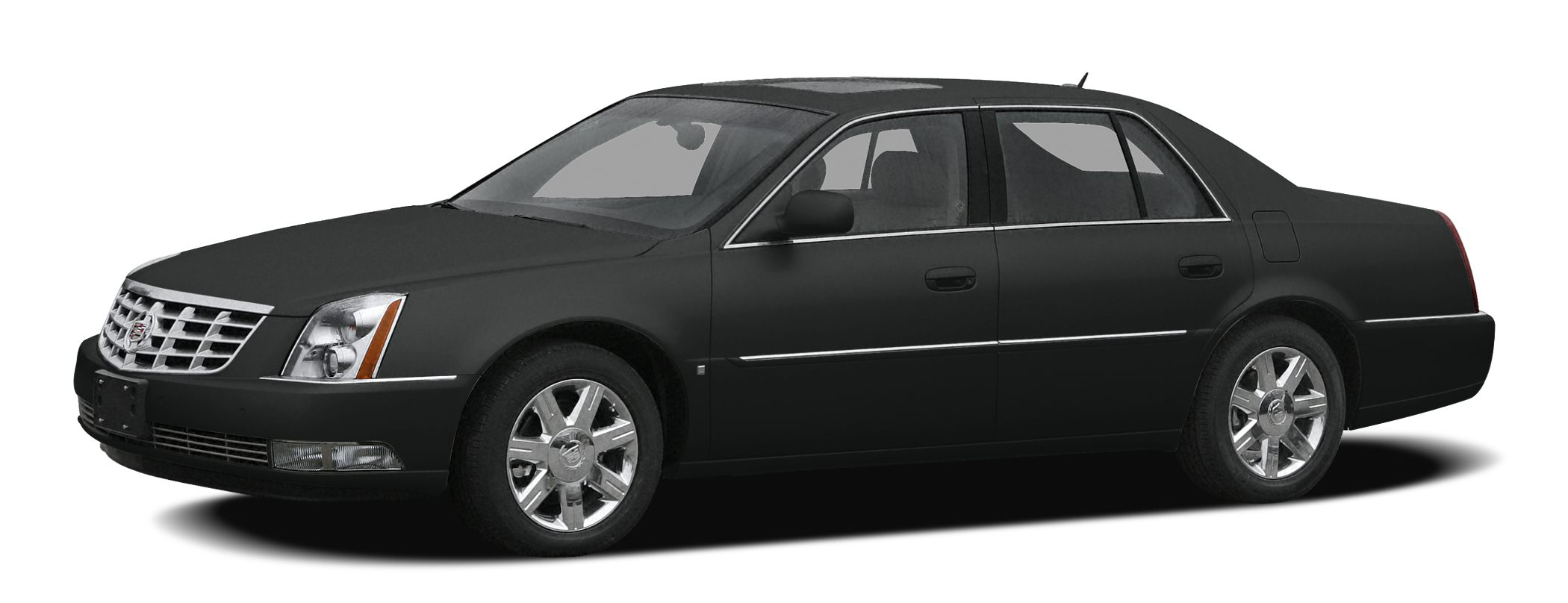 2010 Cadillac DTS Luxury Luxury Collection Package 1SC Body-Color Heated Power-Adjustable Outside