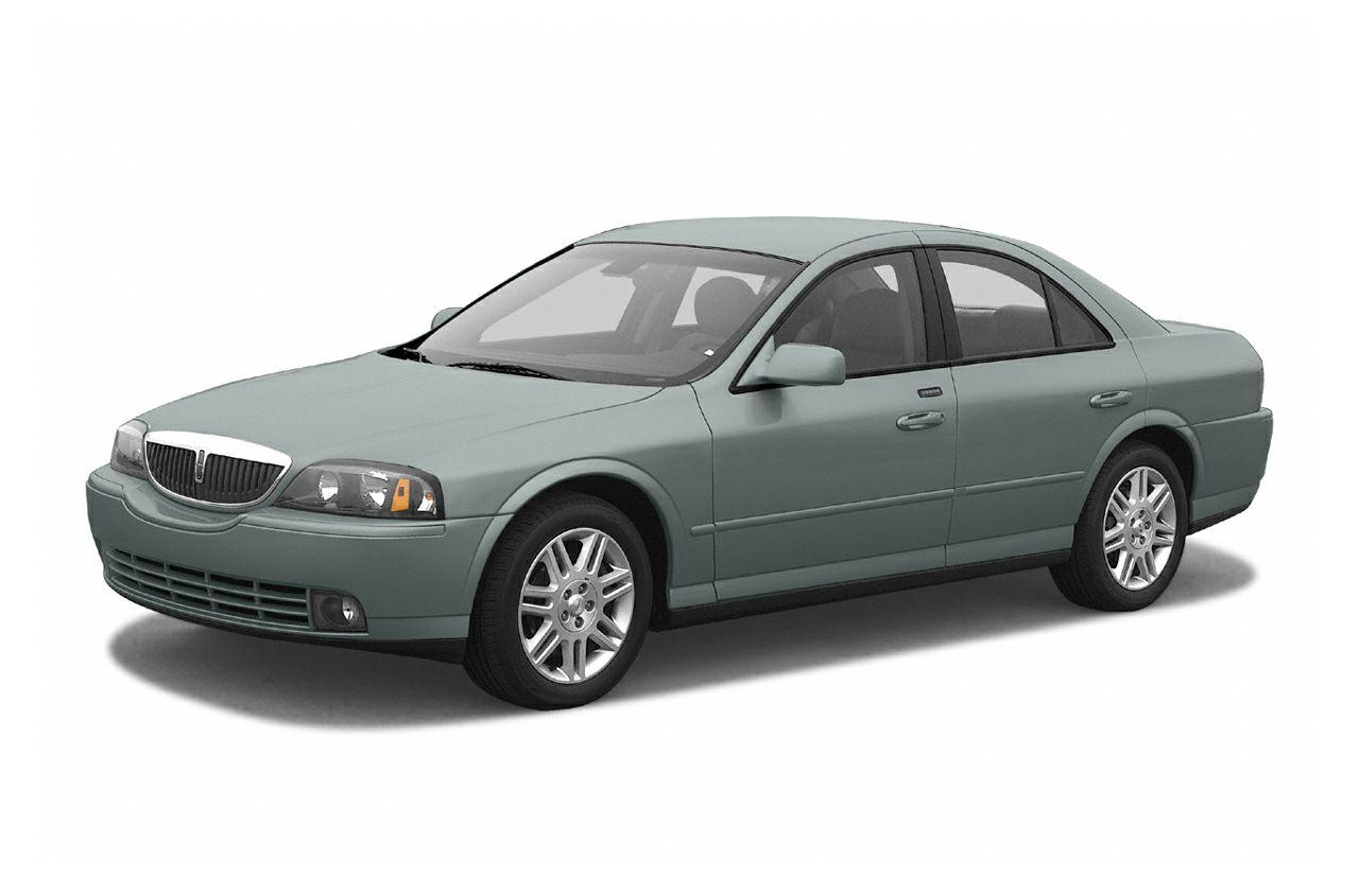 2004 Lincoln LS  Miles 81712Stock 4T668502 VIN 1LNHM86S64Y668502