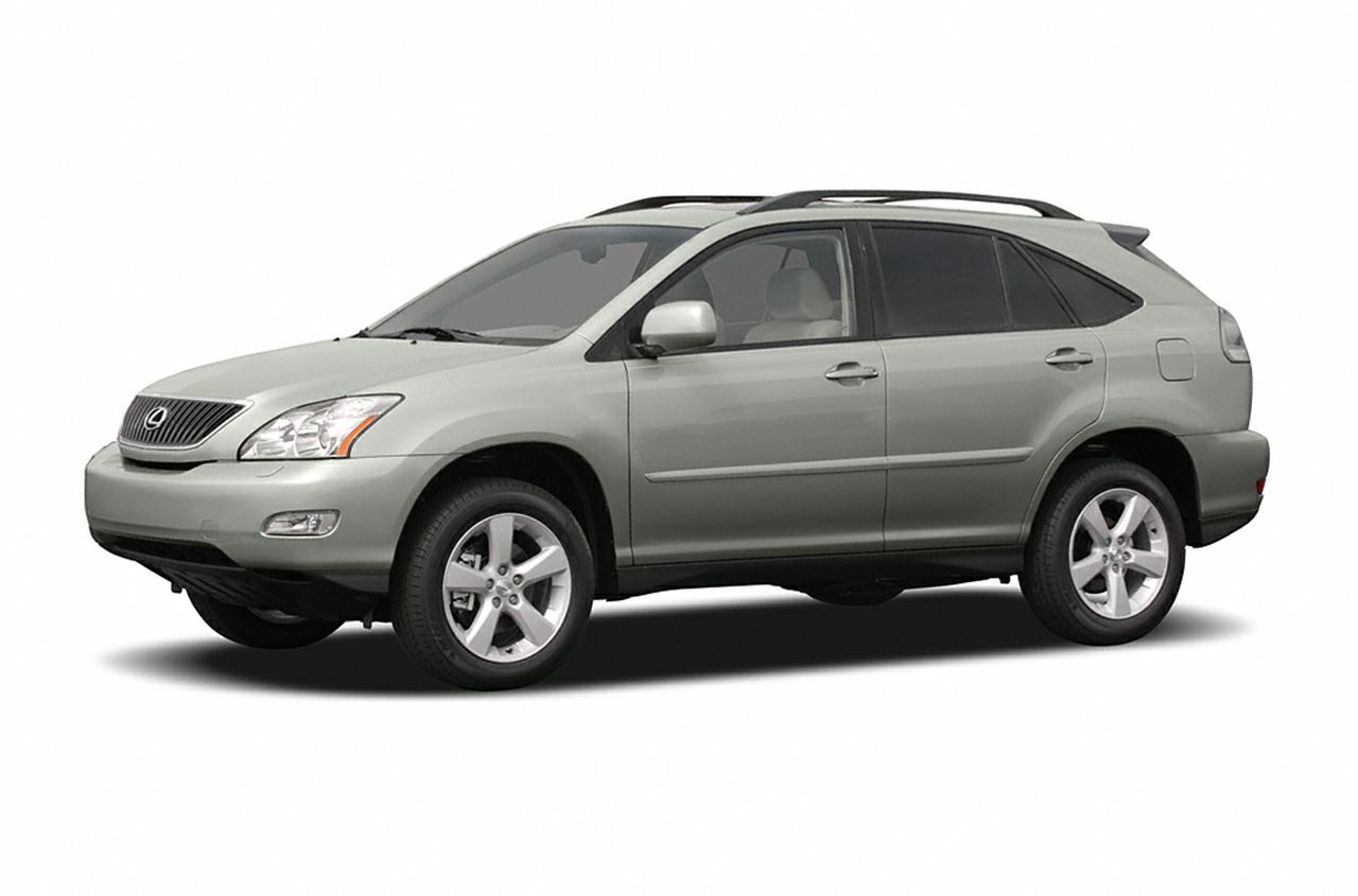 2006 Lexus RX 330 Base 4WD AWD Rear Spoiler ABS Brakes Power Lift Gate New Arrival Price does