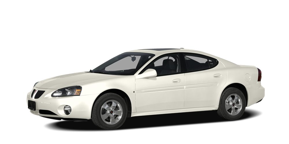 2008 Pontiac Grand Prix Base WE SELL OUR VEHICLES AT WHOLESALE PRICES AND STAND BEHIND OUR CARS