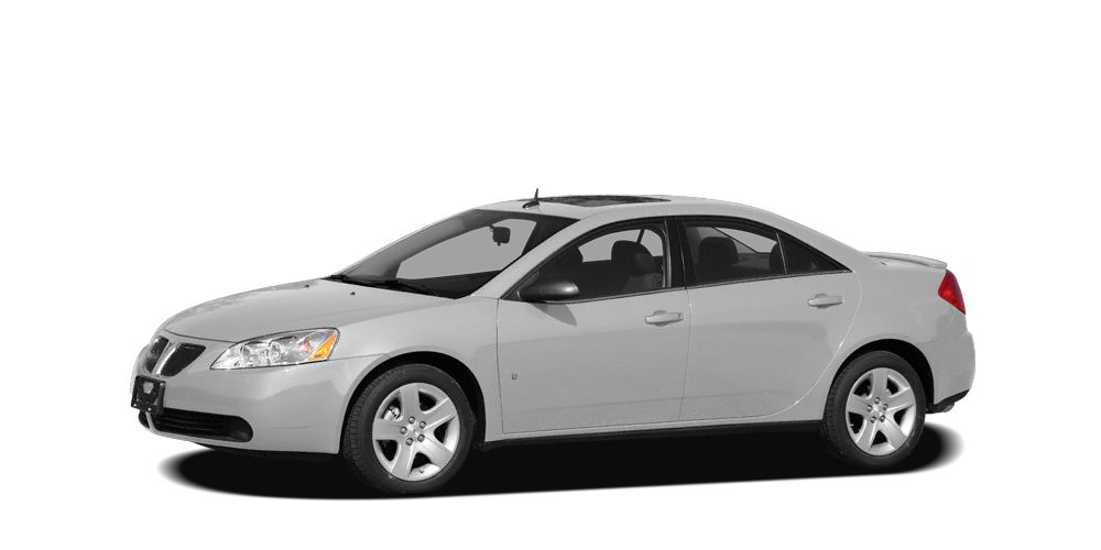2008 Pontiac G6 Base Wow Dont miss this one It is getting harder and harder to find nice 8-10 t