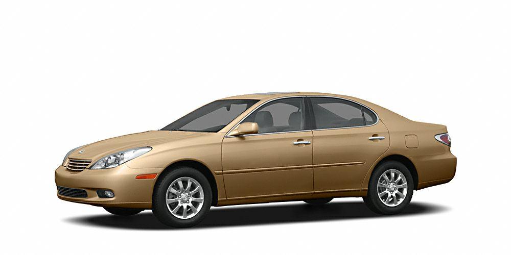 2004 Lexus ES 330 Base Miles 155467Color Gold Stock FP7018A VIN JTHBA30G545006033