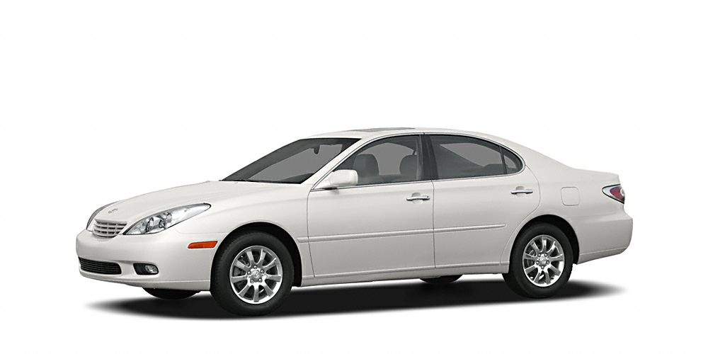 2004 Lexus ES 330 Base Snatch a score on this 2004 Lexus ES 330 4DR SDN AT before someone else tak