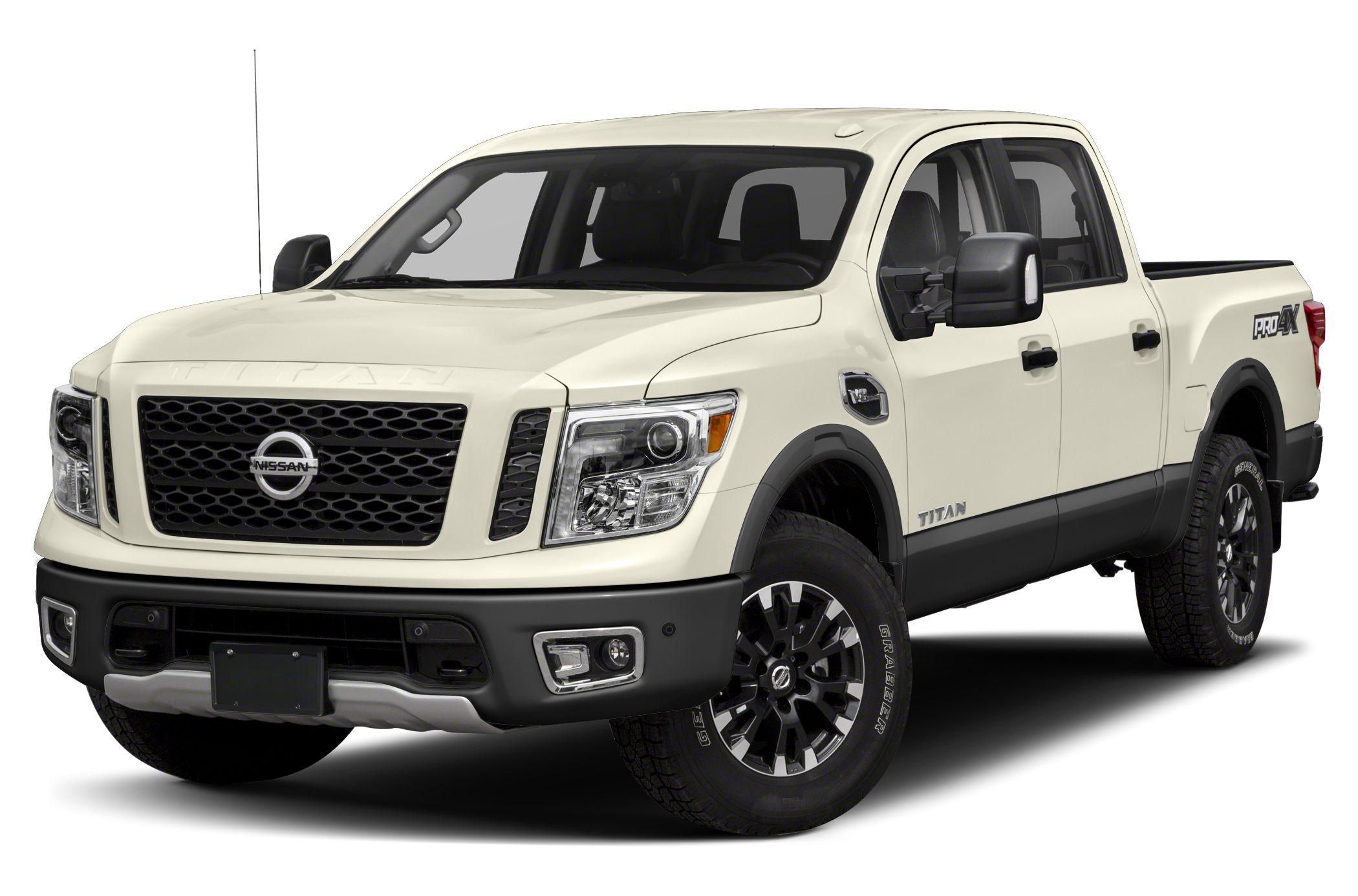 2018 Nissan Titan PRO-4X Miles 0Color Brilliant Silver Stock LX9540 VIN 1N6AA1E58JN526292